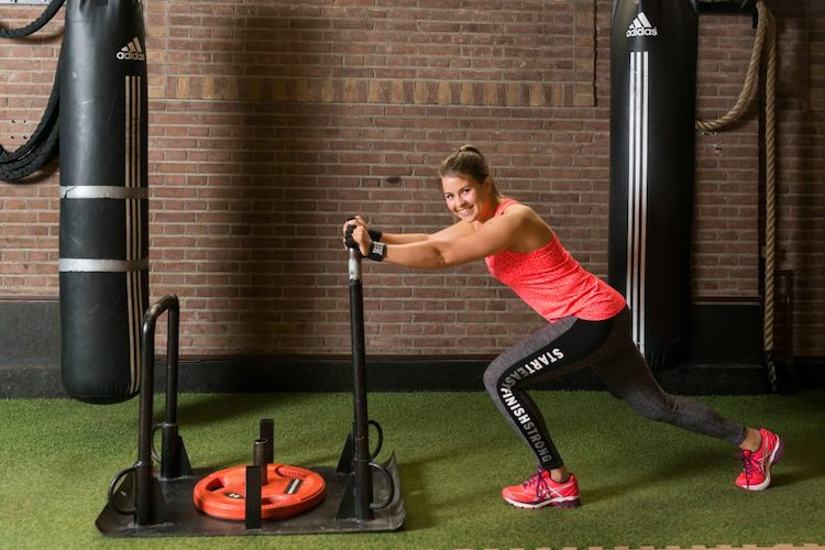 Funktional Fitness, workout, super strong