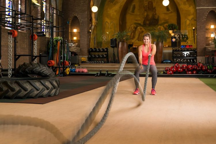 Funktional Fitness, workout, tabata